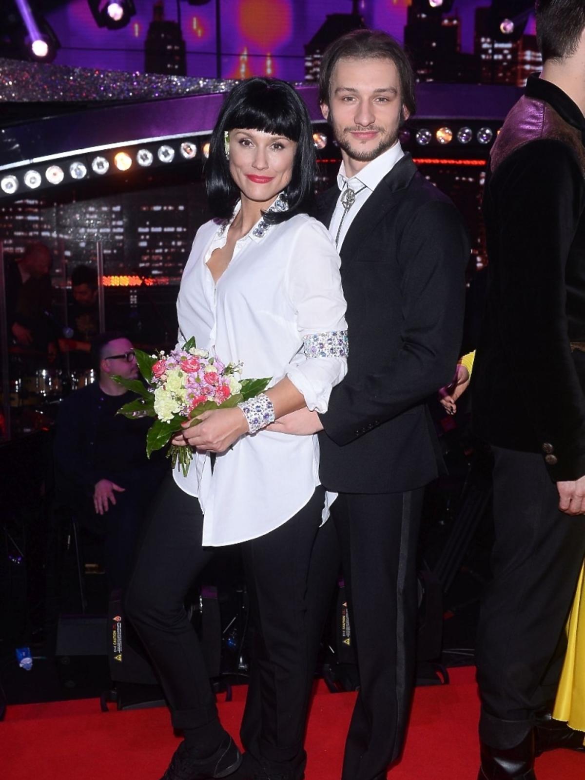Anna Juszczak i Kamil Kuroczko w trzecim odcinku Tańca z Gwiazdami
