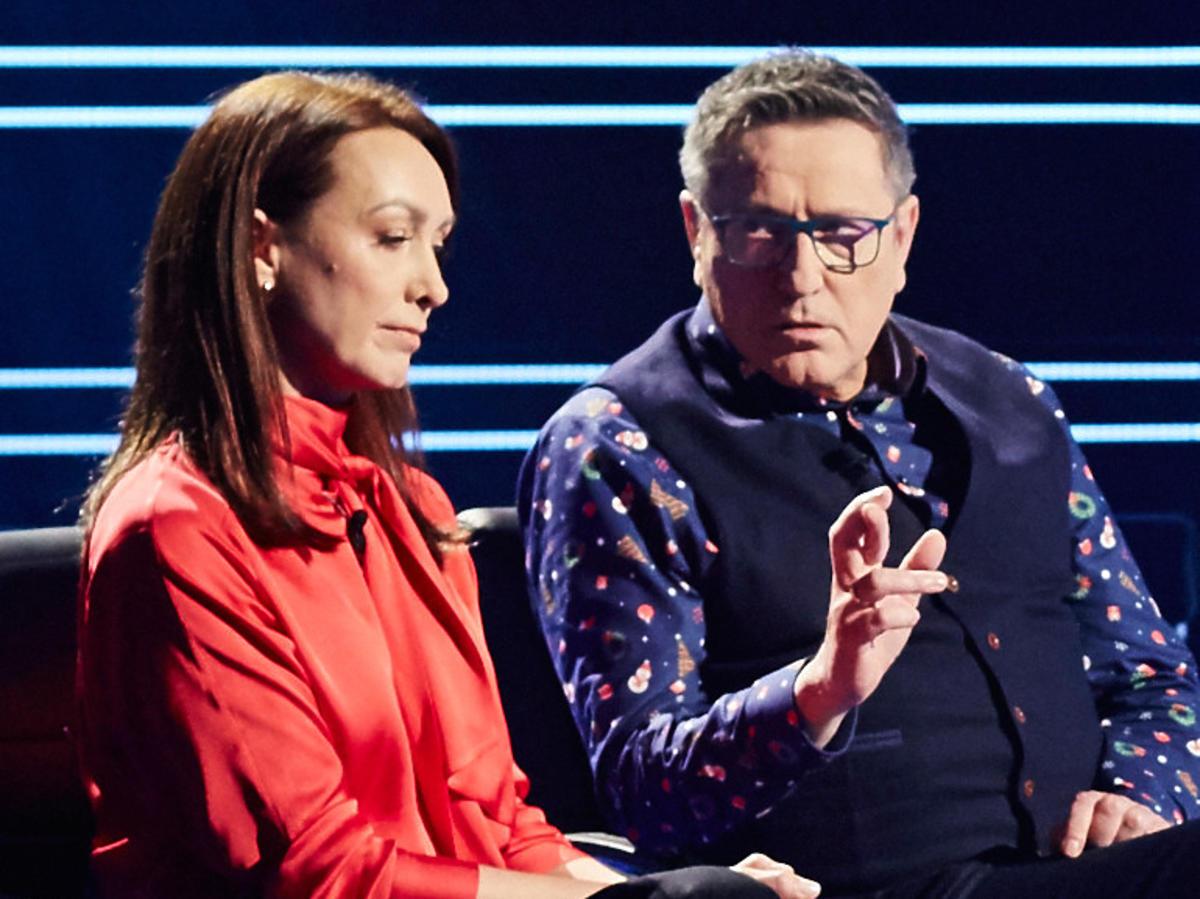 Anna Kalczyńska i Andrzej Sołtysik w Milionerach