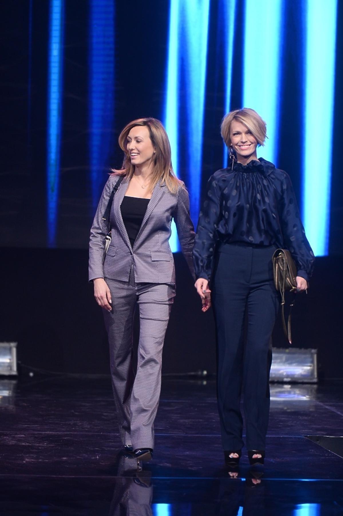 Anna Kalczyńska, Magda Mołek