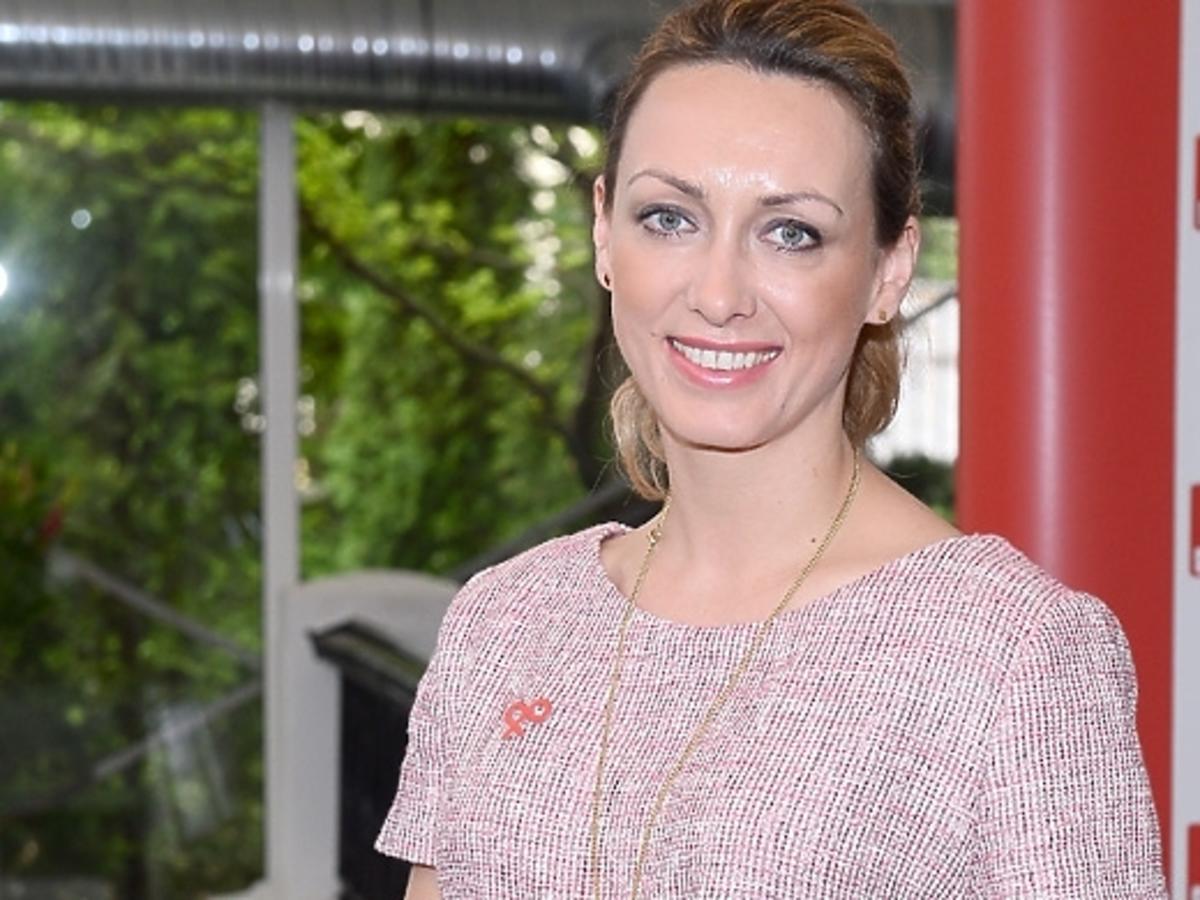 Anna Kalczyńska pokazała się bez makijażu