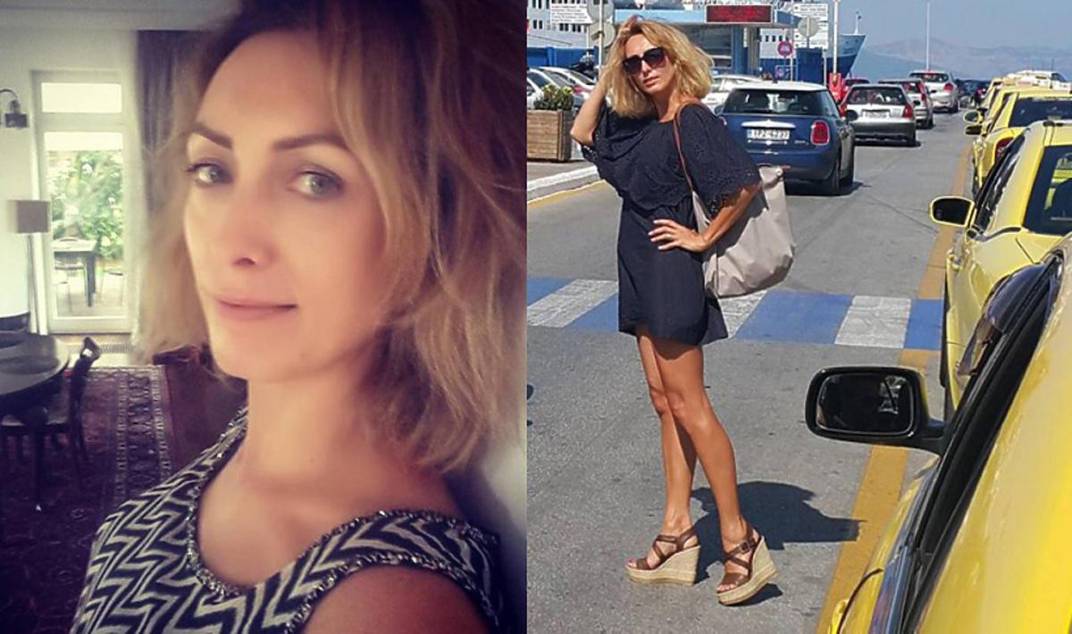 Anna Kalczyńska pokazała zdjęcie w bikini