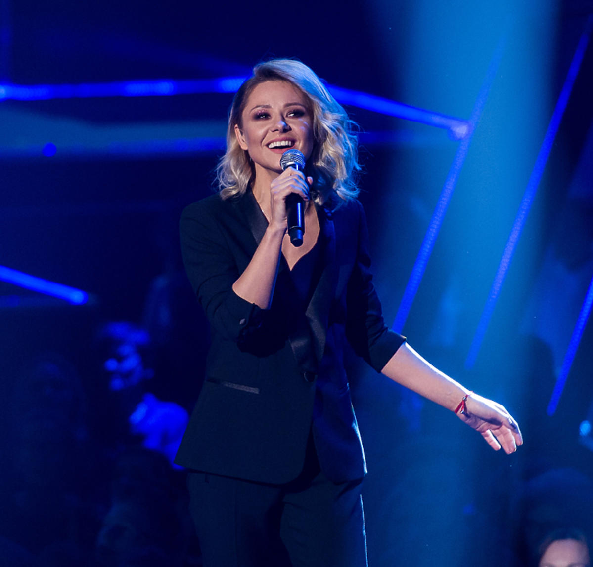Anna Karwan w The Voice of Poland