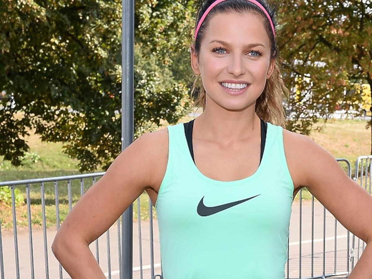 Anna Lewandowska będzie trenować kobiety w ciąży