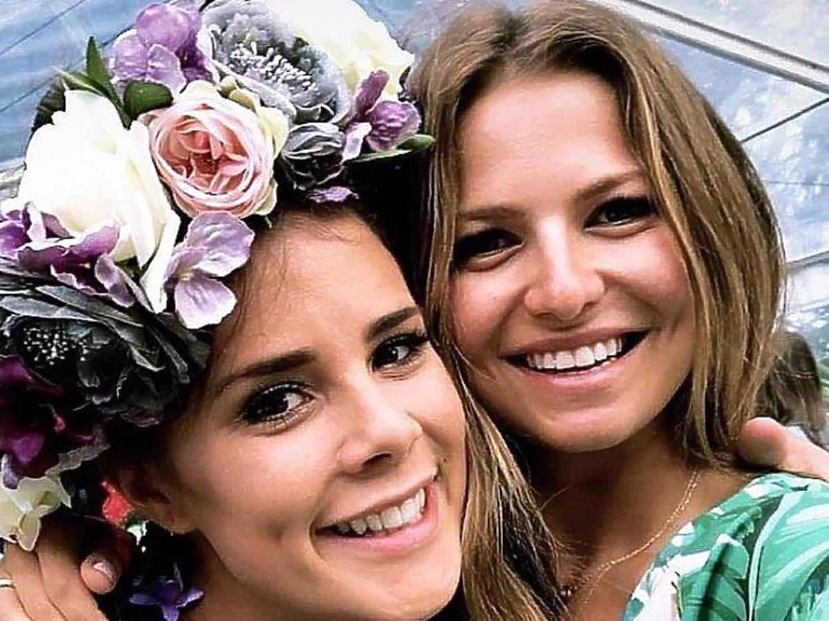 Anna Lewandowska i Anna Korcz