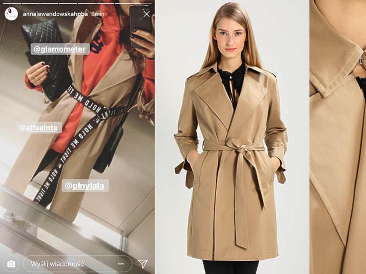 Anna Lewandowska jest ikoną mody