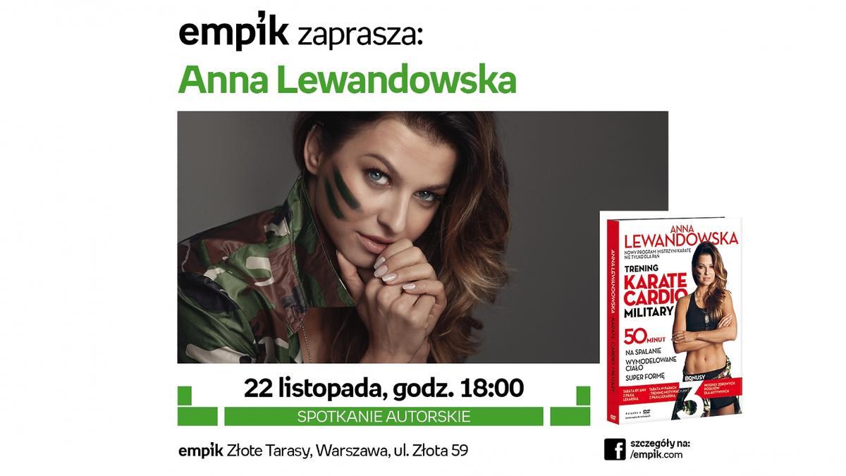Anna Lewandowska nowa płyta z ćwiczeniami
