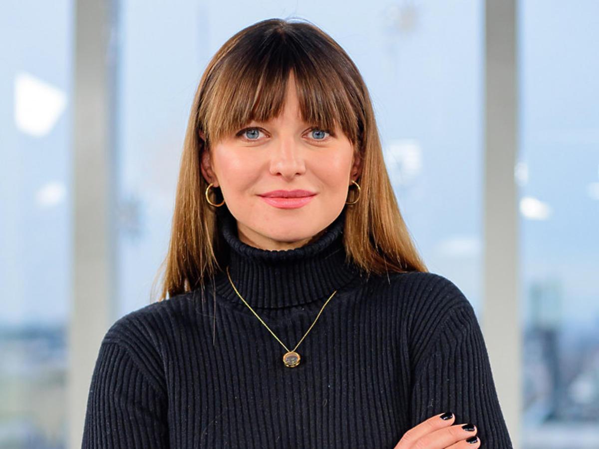 Anna Lewandowska pokazała brzuszek