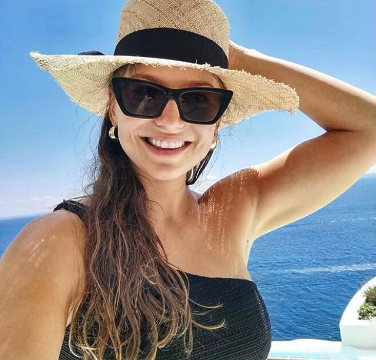 Anna Lewandowska pokazała zdjęcia z wakacji