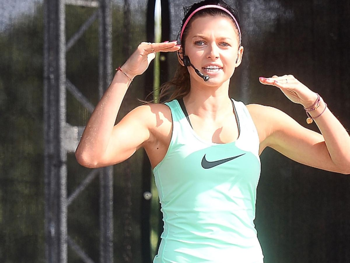 Anna Lewandowska proponuje trening za 49 złotych!
