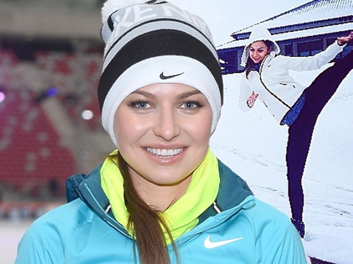 Anna Lewandowska trenuje z gwiazdami