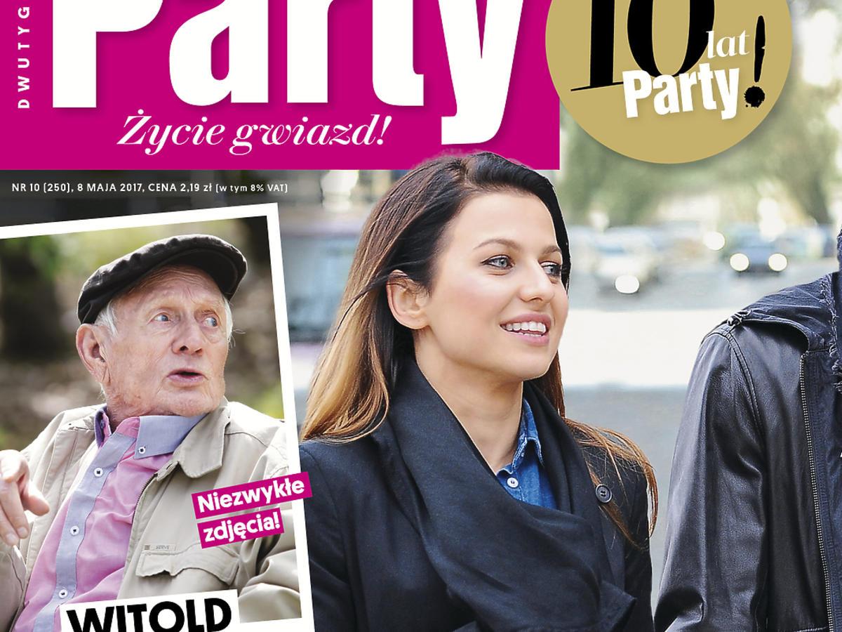 """Anna Lewandowska urodziła! Lewandowscy na okładce """"Party"""""""