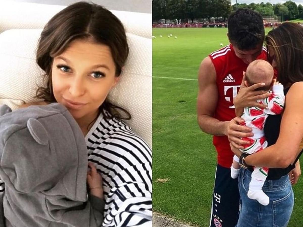 Anna Lewandowska zareagowała na informacje o fałszywym koncie swojej córki na Instagramie
