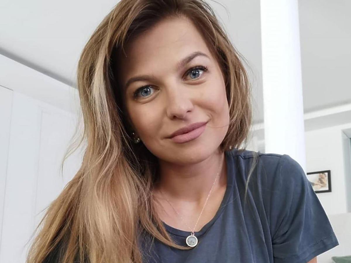 Anna Lewandowska, zdjęcie z Instagrama