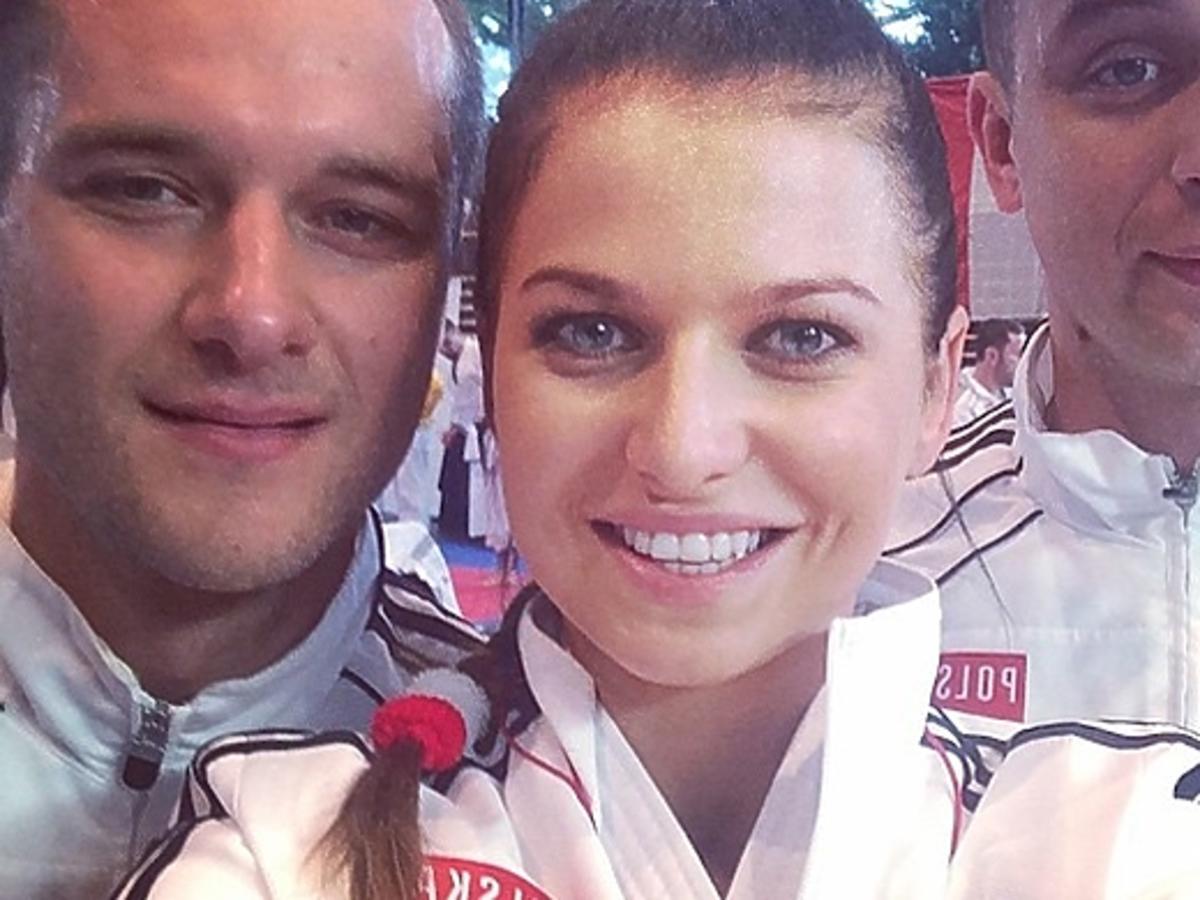 Anna Lewandowska zdobyła brązowy medal mistrzostw świata w karate
