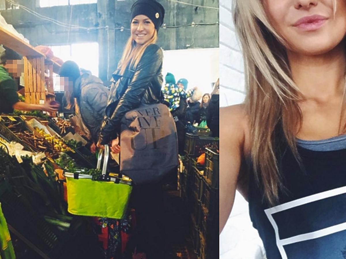 Anna Lewandowska została blondynką - nowe zdjęcia gwiazdy