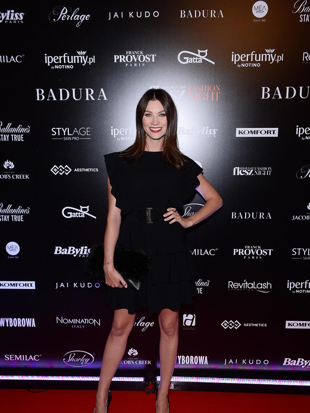 Anna Lucińska na Flesz Fashion Night