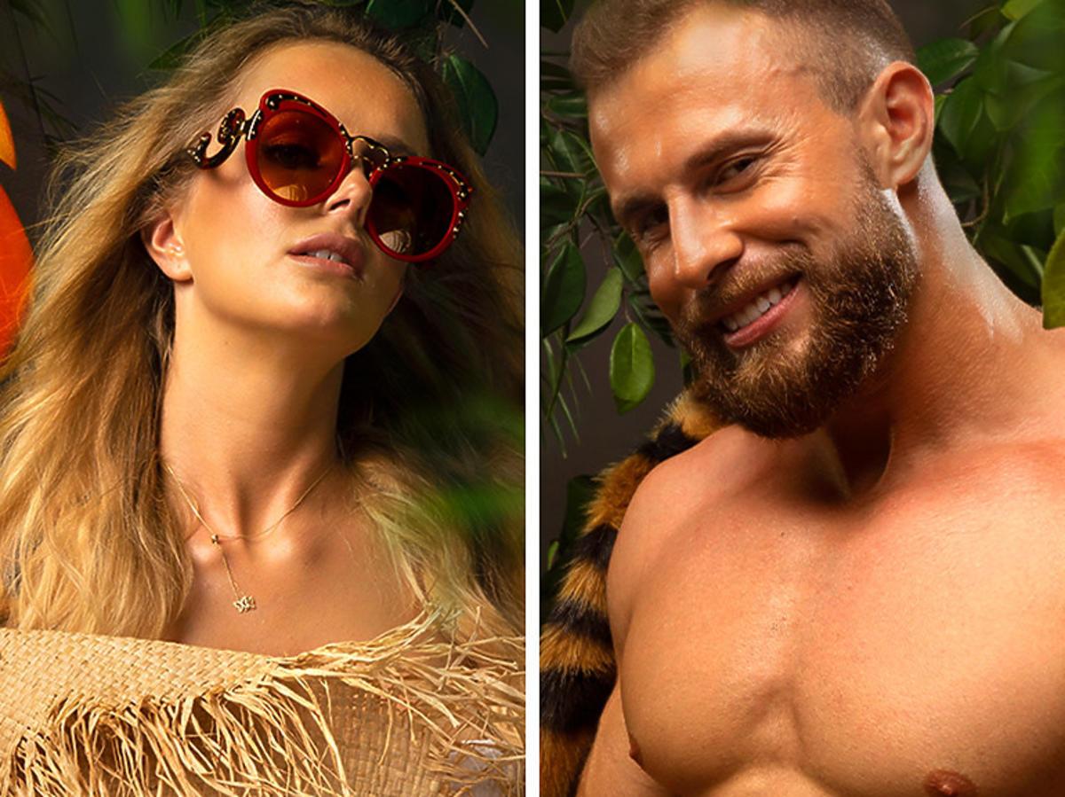 "Anna Matyasek i Kamil Piórkowski w ""Hotel Paradise 2"""