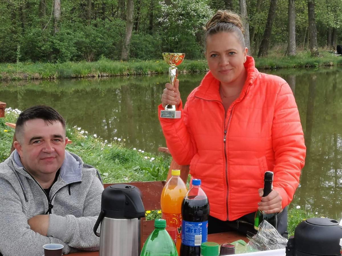 Anna Michalska i Zbyszek Kraskowski z