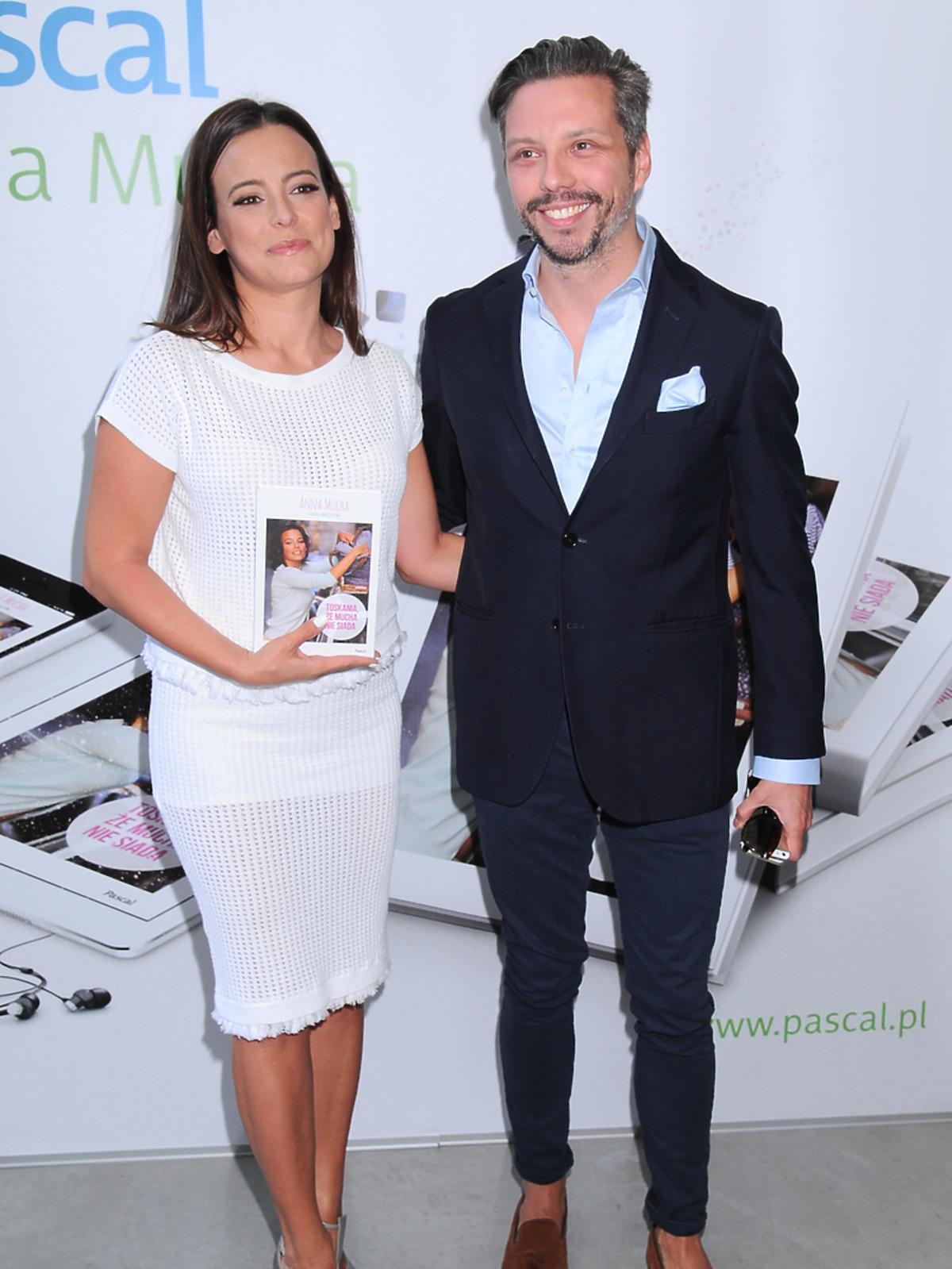 Anna Mucha i Marcel Sora