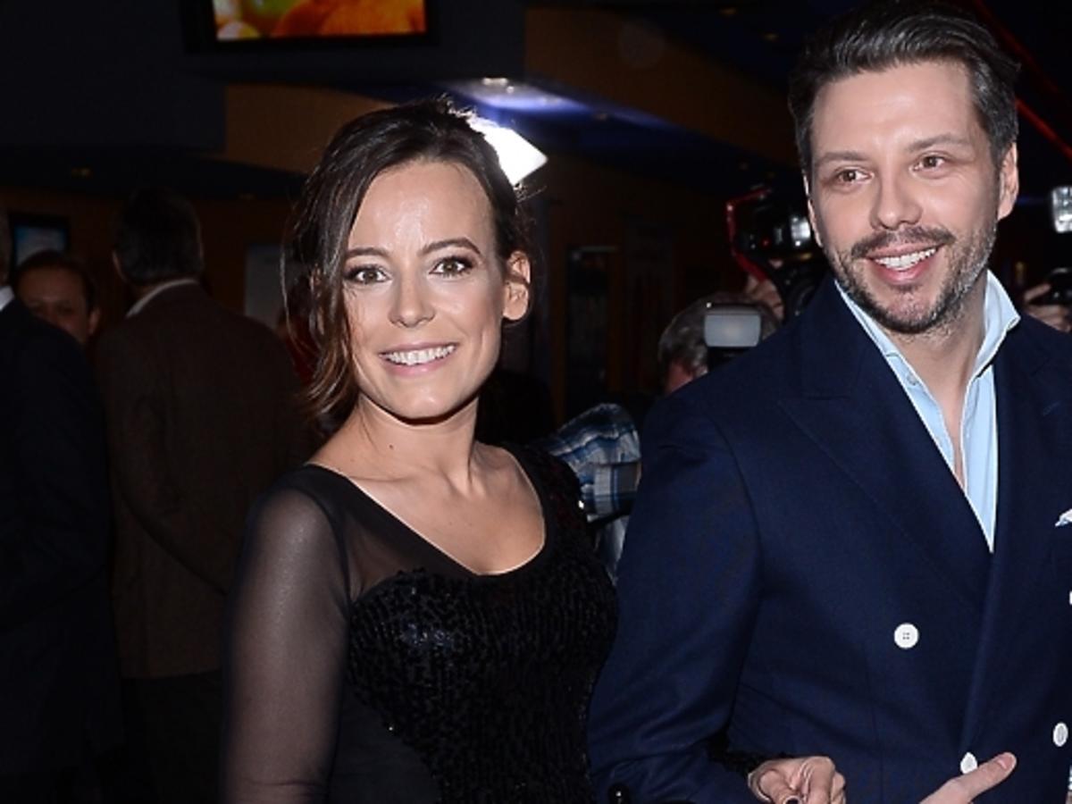 "Anna Mucha i Marcel Sora na premierze filmu ""Wkręceni 2"""