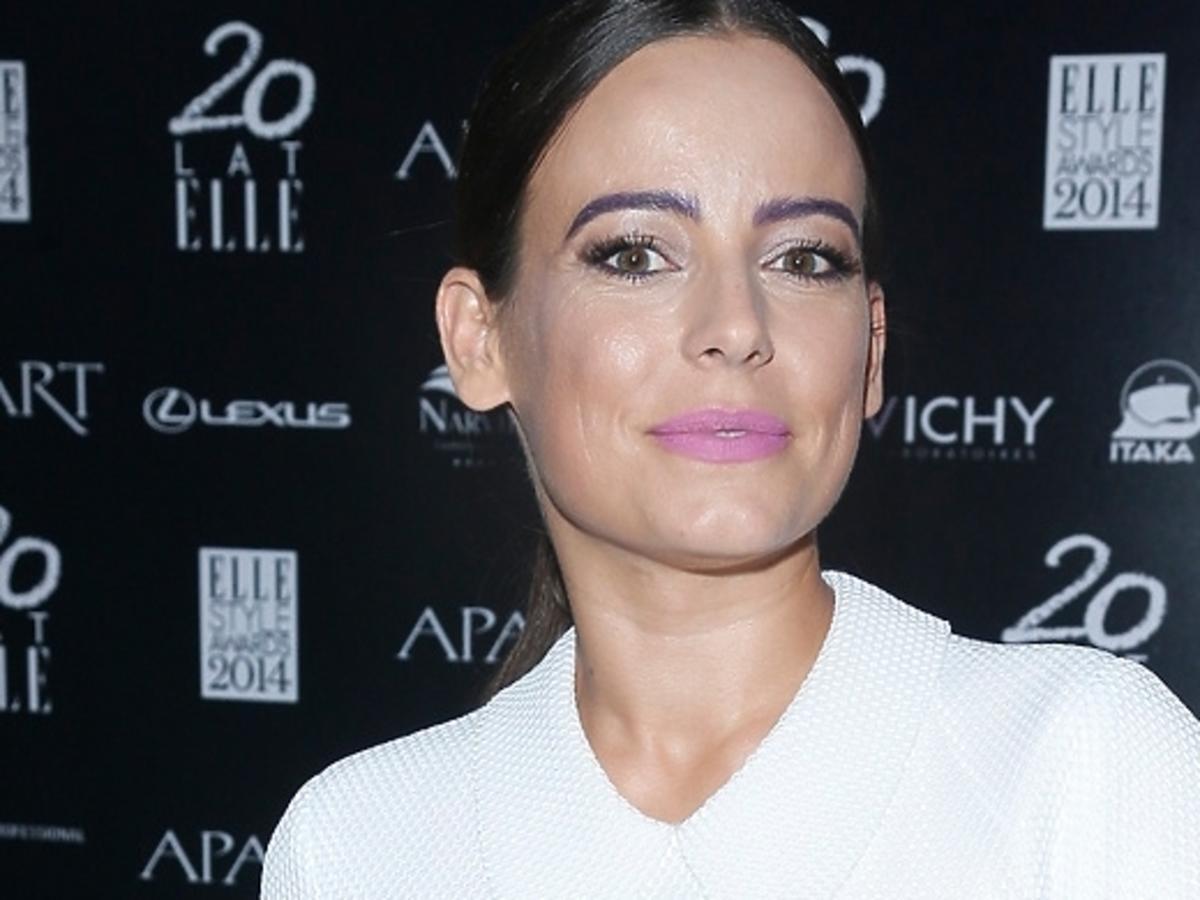 Anna Mucha na Elle Style Awards 2014
