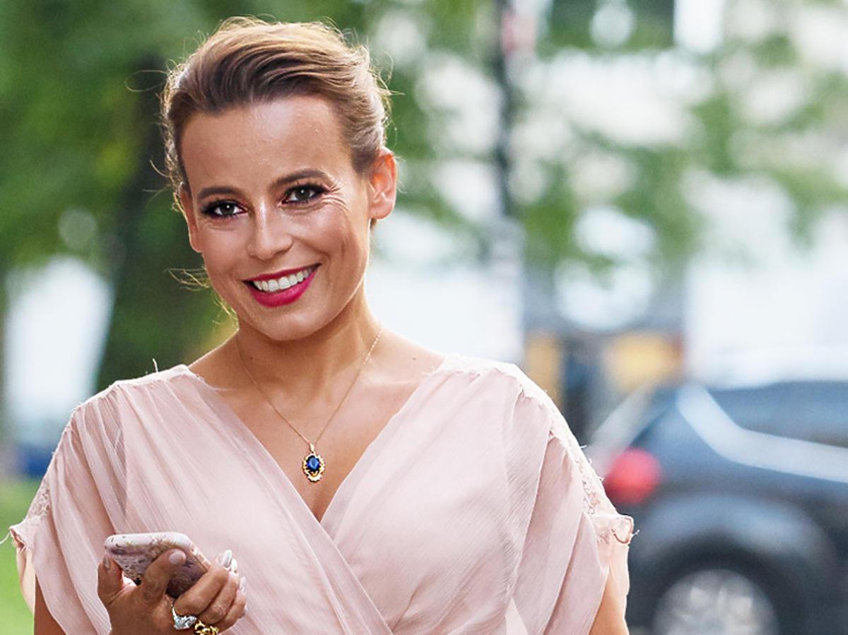 """Anna Mucha na okładce """"Party"""" znalazła nową miłość?"""