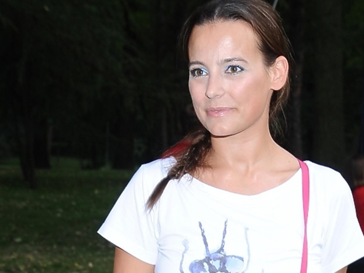 Anna Mucha o współpracy z Małgorzatą Terlikowską