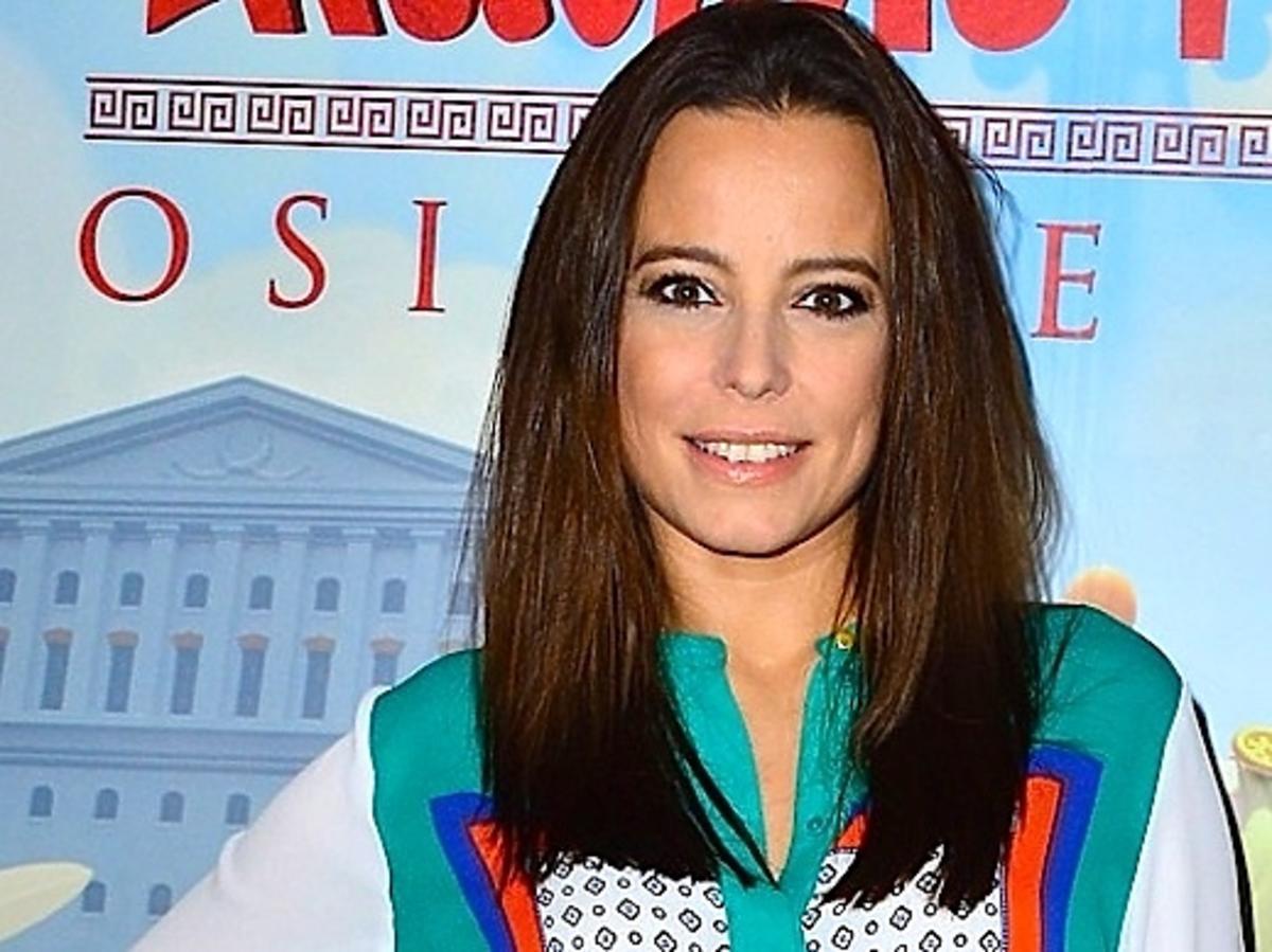 Anna Mucha w koszuli z H&M za 99 złotych