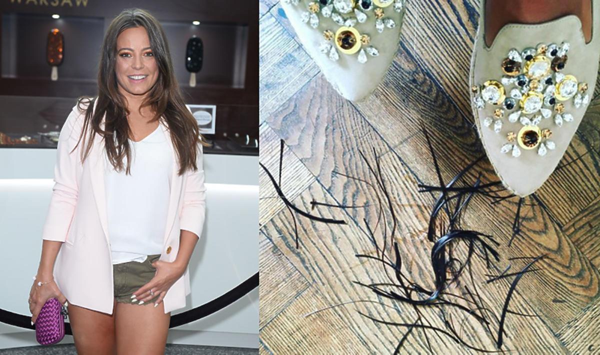Anna Mucha zmieniła fryzurę
