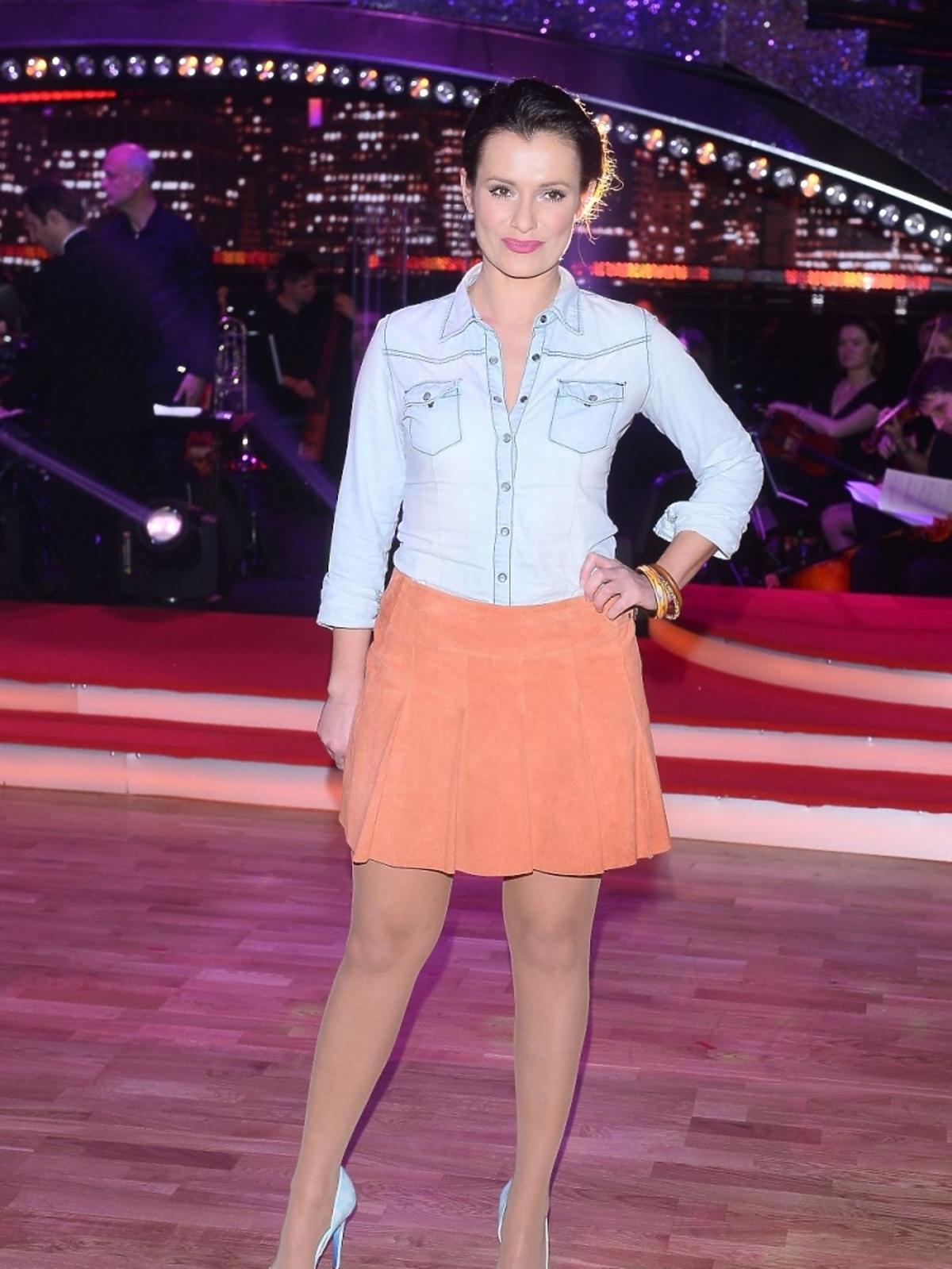 Anna Oberc w trzecim odcinku Tańca z Gwiazdami