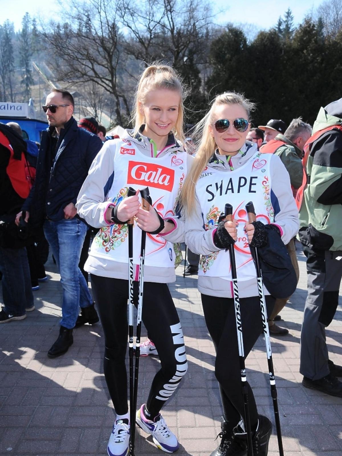 Anna Piszczałka na charytatywnym biegu