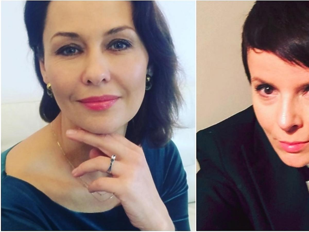 Anna Popek, Karolina Korwin Piotrowska