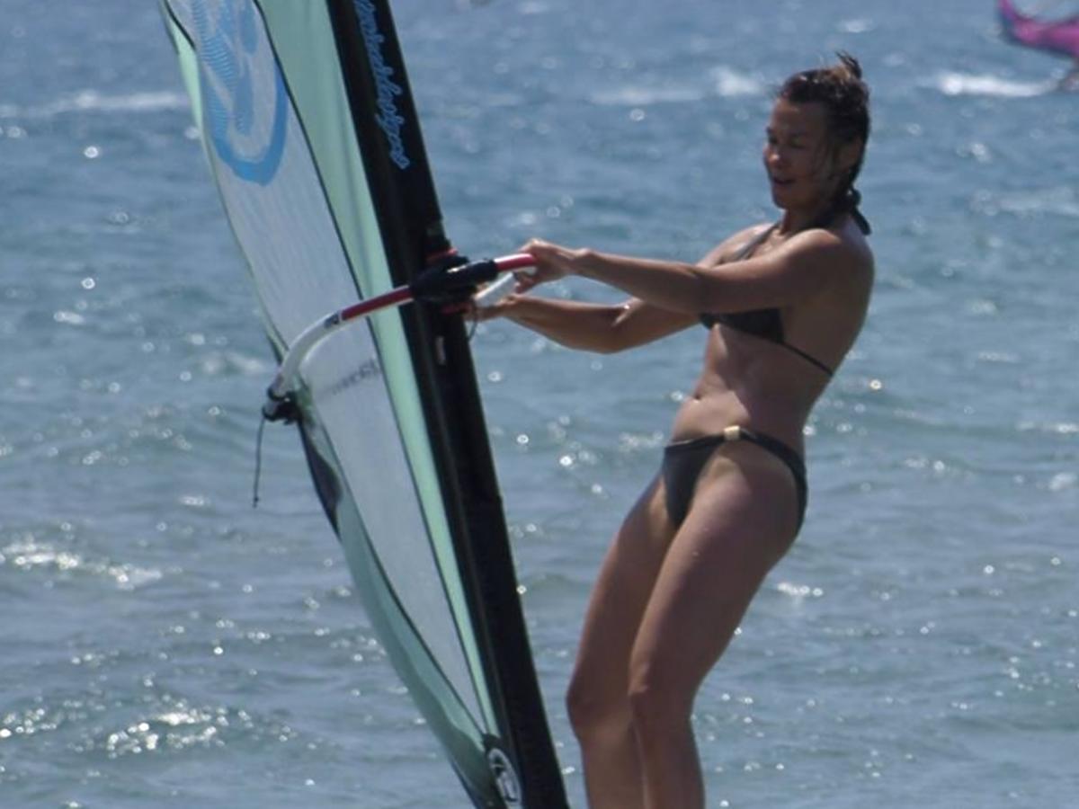 Anna Popek na wakacjach w bikini