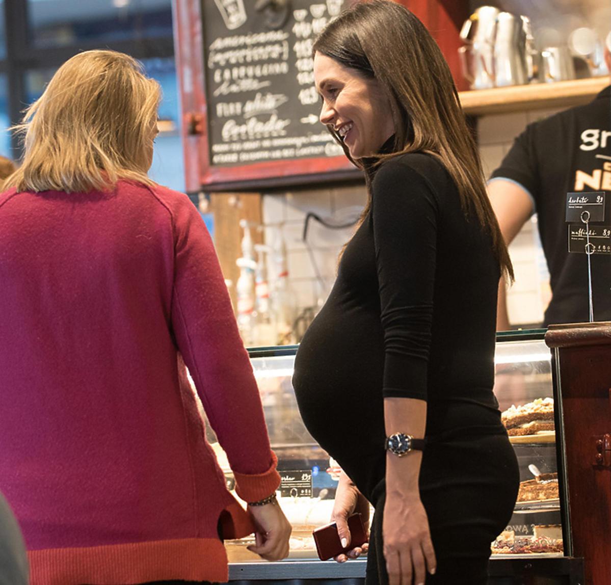 Anna Prus w ciąży