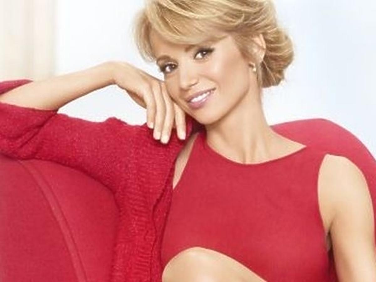 Anna Przybylska w nowej kampanii Garnier