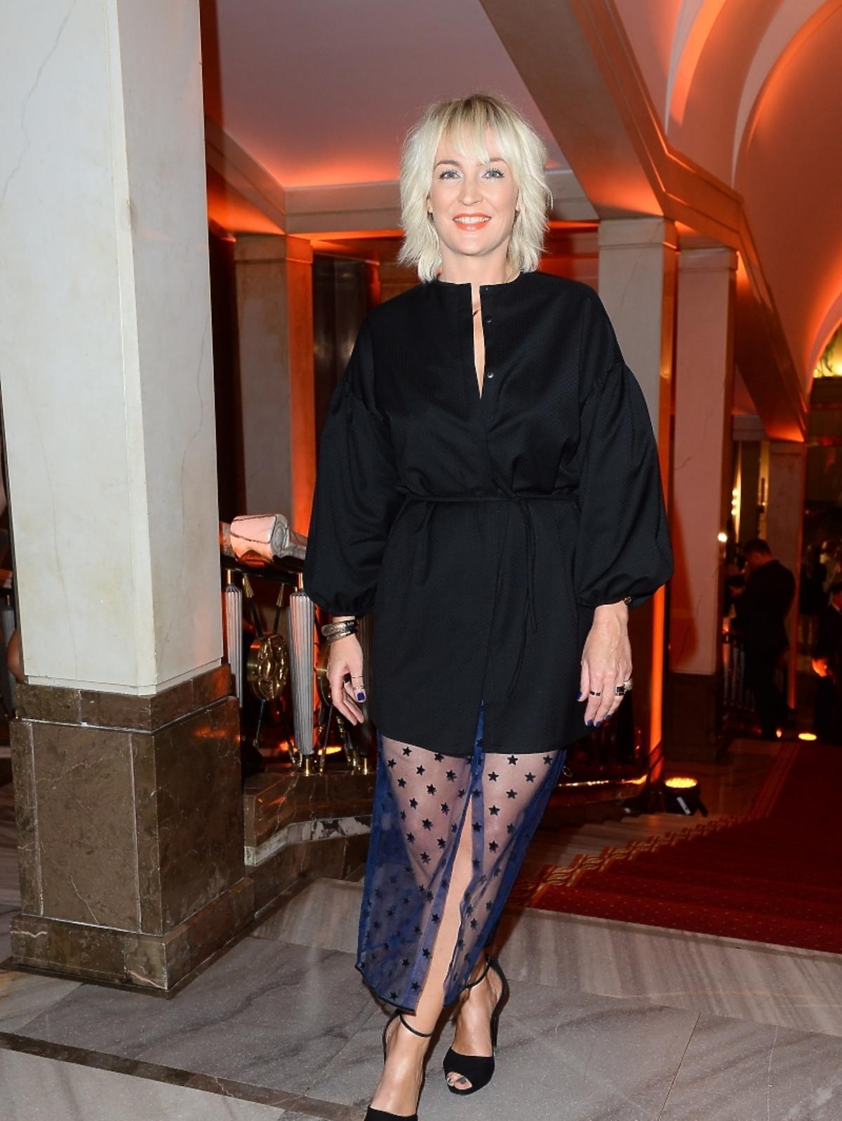 Anna Puślecka na imprezie Flesz Fashion Night