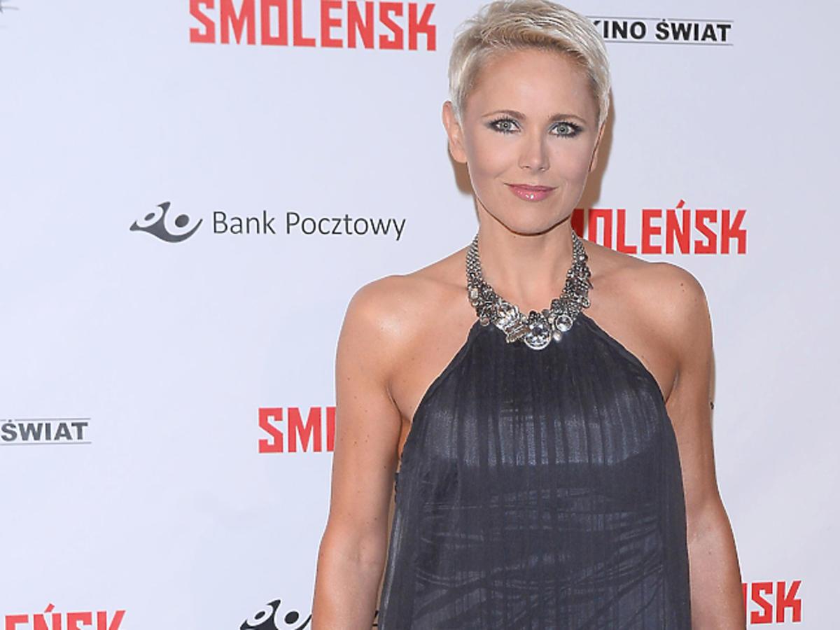 Anna Samusionek nie żałuje, że zagrała w Smoleńsku