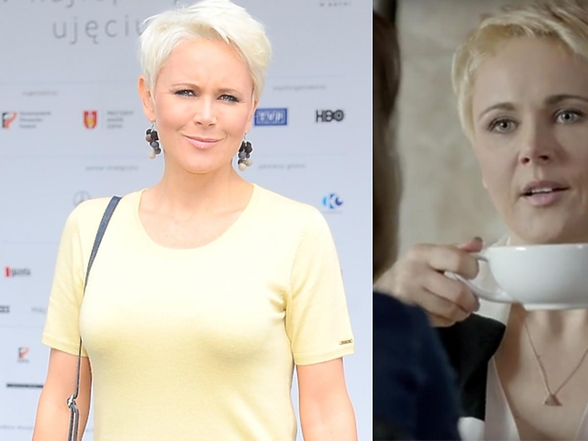 Anna Samusionek wycięta z filmu Smoleńsk?