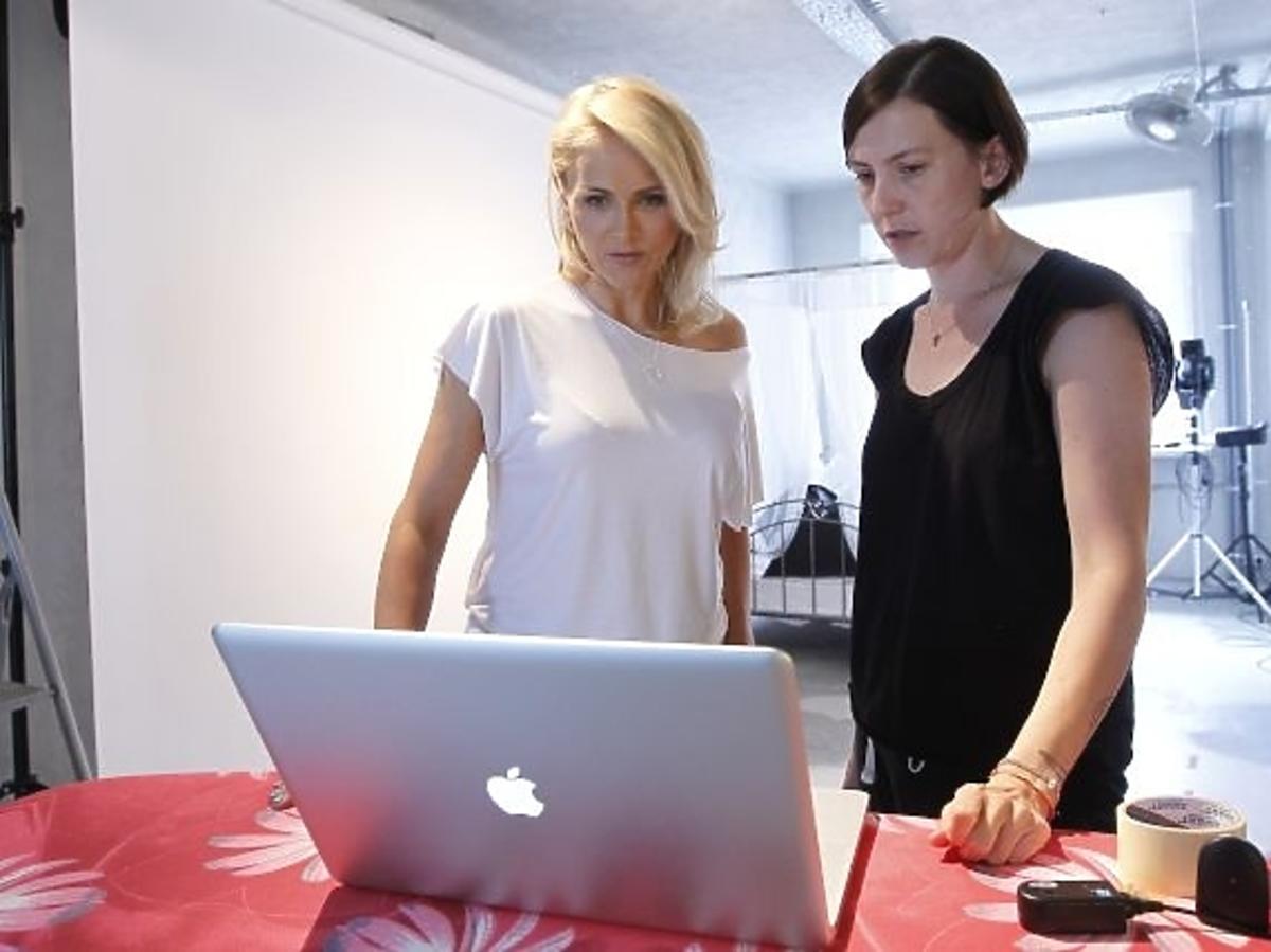 Anna Samusionek za kulisami kampanii społecznej Avon