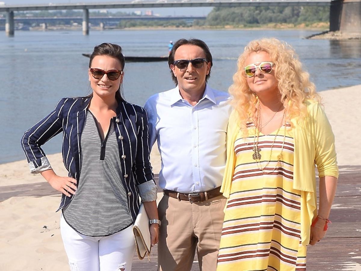 Anna Starmach, Michel Moran, Magda Gessler