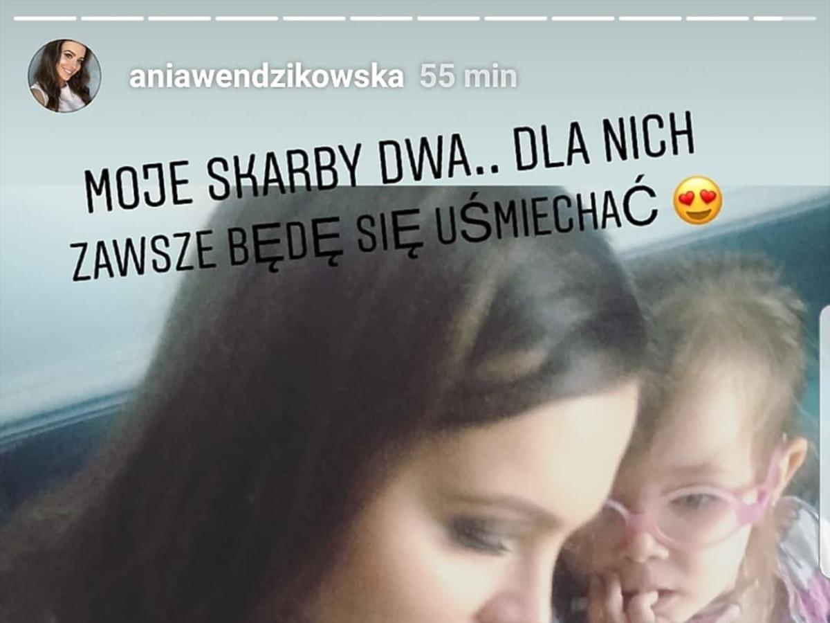 Anna Wendzikowska pokazała zdjęcie z córkami