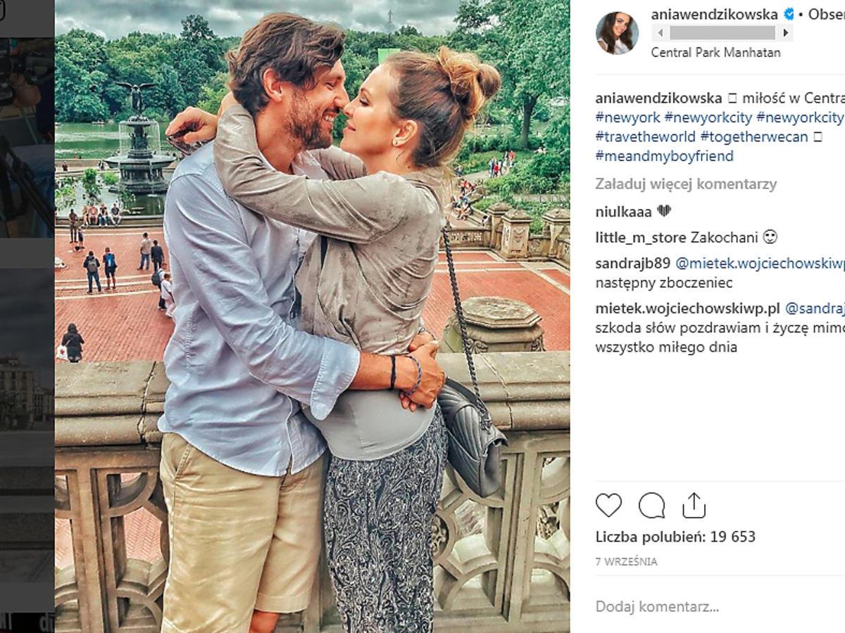 Anna Wendzikowska rozstała się z partnerem