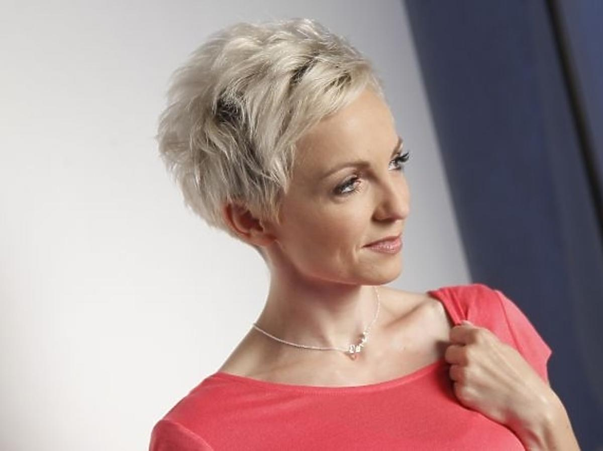 Anna Wyszkoni za kulisami kampanii społecznej Avon