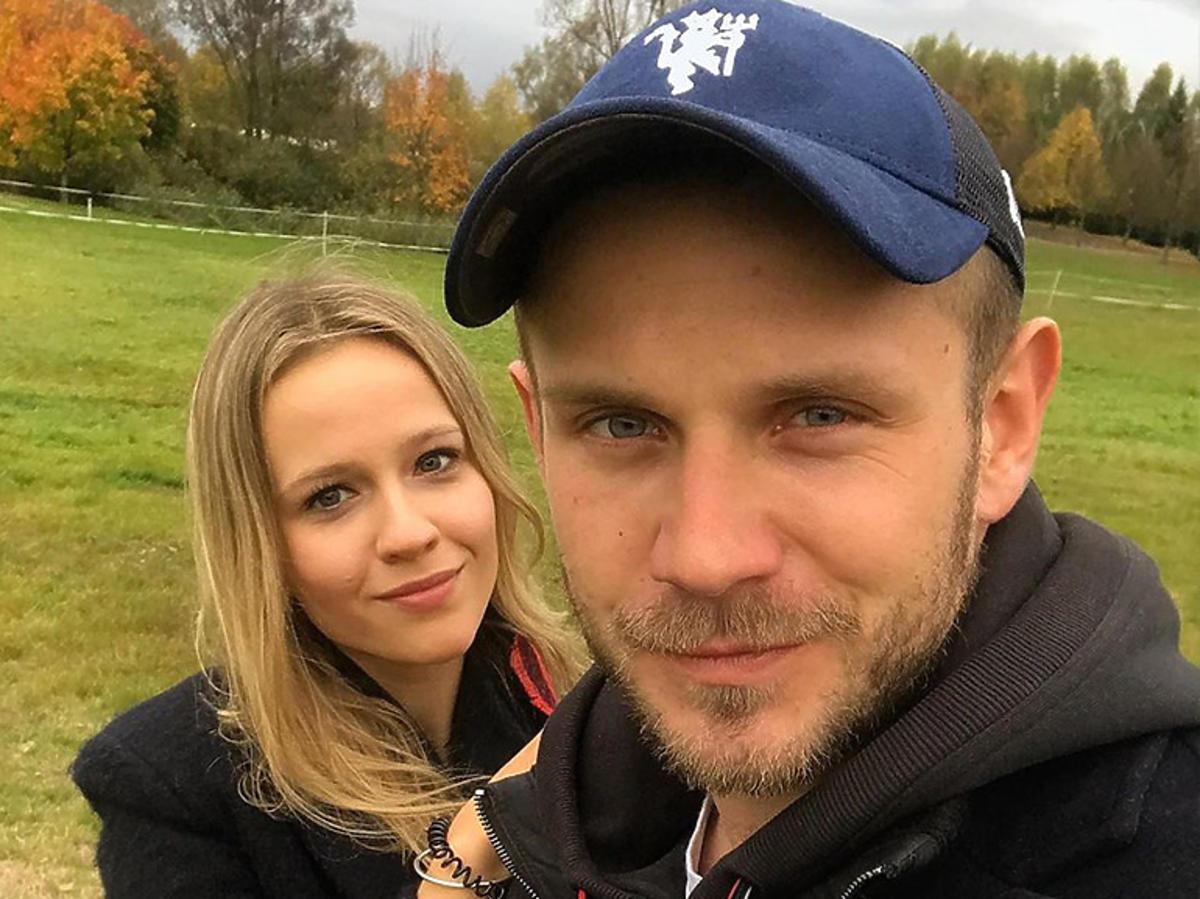 Antek Królikowski i Kasia Dąbrowska