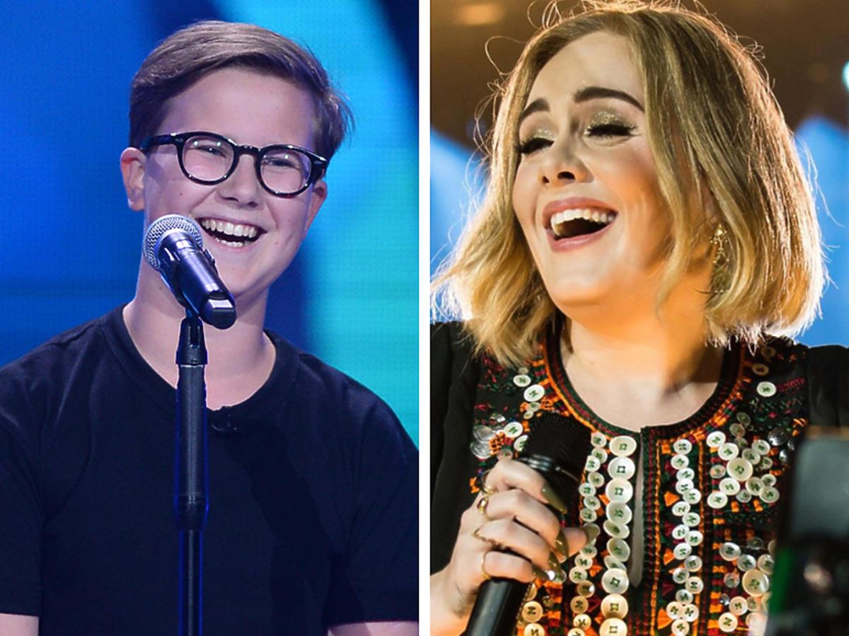 Antek Szydłowski z The Voice Kids 3 zachwycił, śpiewając piosenkę Adele