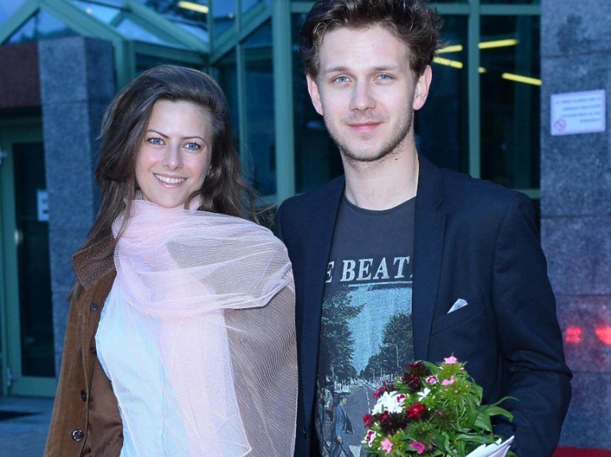 Antoni Królikowski i Laura Breszka byli kiedyś parą