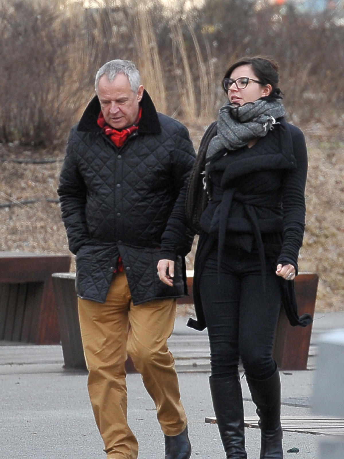 Antonina Turnau i Marek Kondrat zostaną rodzicami!