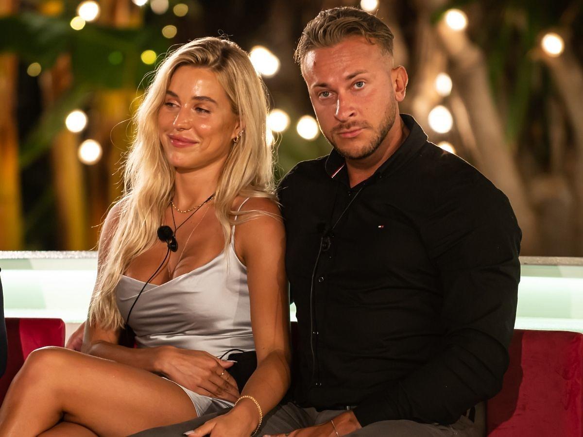 Arek i Laura żegnają się z Love Island