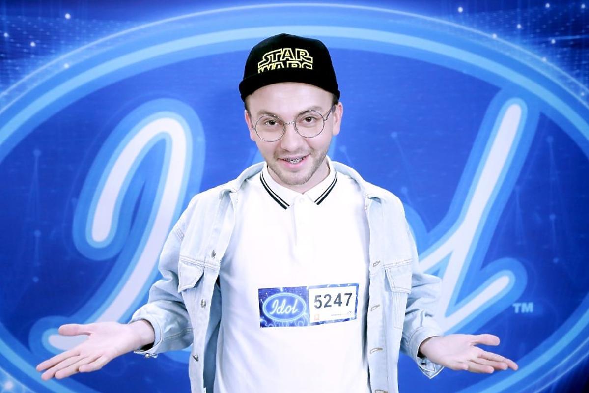 Arek Kłusowski w Idolu