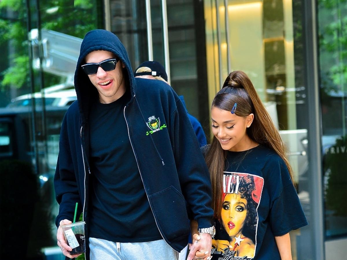 Ariana Grande i Pete Davidson
